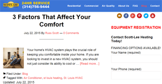 St Louis HVAC Blog