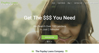 The Payday Loans Company