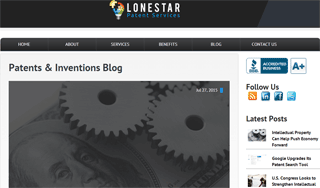 Patents & Inventions Blog | Lonestar Patent Services