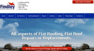 Findley Roofing Ltd