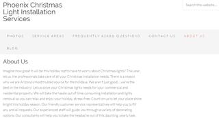 AZ Christmas Light Pros