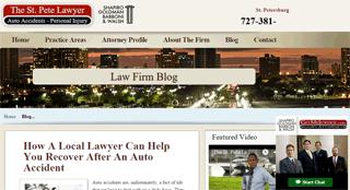 Attorney Michael Babboni's Personal Injury Blog