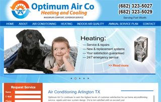 Air Conditioning Arlington TX