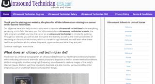 Ultrasound Technician Career, Schools and Salary