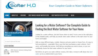 SofterH2O.com