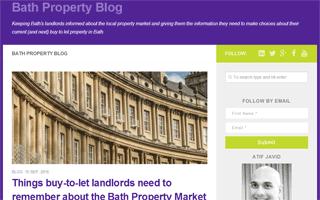 Bath Landlords & Letting Property Blog, UK