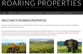 Roaring Properties