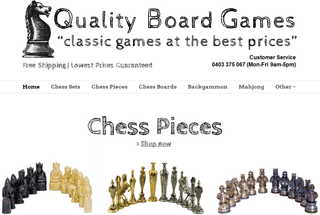 Quality Board Games
