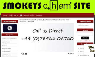 Smokeys Chem Site