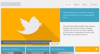 Haeck Design - Raleigh, NC