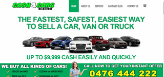 Cash For Car Melbourne