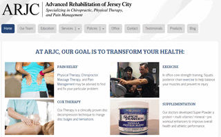 Physical Therapy Jersey City
