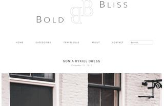 Bold Bliss