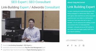 CraigMcConnel.com | Link Building Expert