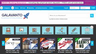Galavanto.com – Small Business Savings