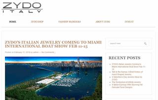 ZYDO Italian Jewlery Blog