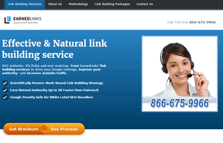 EarnedLinks.com | Link Building Service
