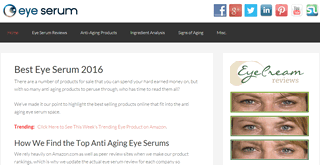 Eye Serum Reviews