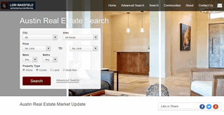 Austin Real Estate and Homes for Sale | Austin Real Estate Group | Lori Wakefield, REALTOR Keller Wi