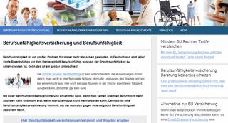 Berufsunfaehigkeit-Berufsunfaehigkeitsversicherung.de