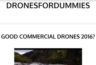 DronesForDummies -.Drone GoPro