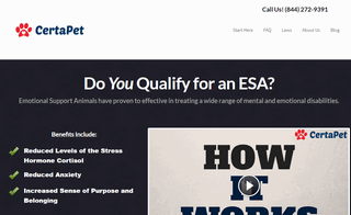 Emotional Support Animal Letter Experts