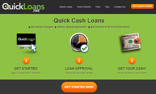 Quick Cash Loans No Credit Check | QuickLaons.net