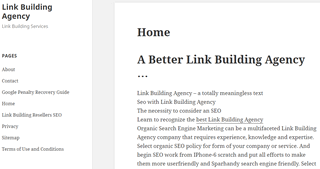 Link Building Agency | LinkBuildingAgency.org