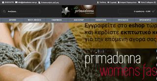 primadonna γυναικεία ενδύμ^