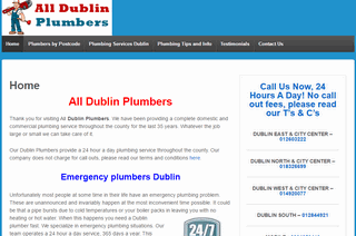 All Dublin Plumbers