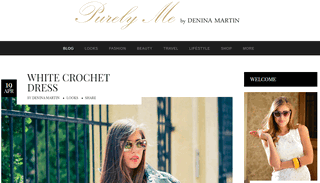 Fashion, Beauty, Travel and Lifestyle Blog by Denina Martin