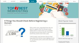 Top 7 Best Web Hosting