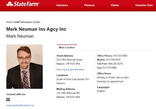 Mark Neuman Insurance Agency Inc