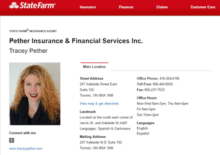 Pether Insurance & Financial Services Inc.
