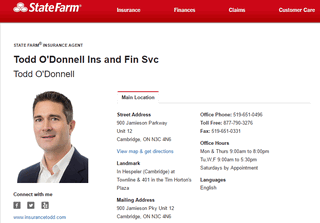 Todd O'Donnell Insurance and Financial Services
