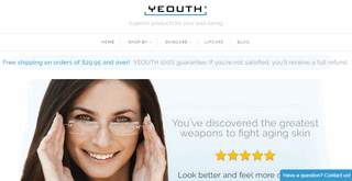 YEOUTH Natural Skin Care