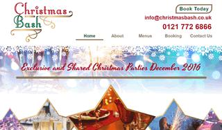 birmingham christmas parties