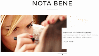 Nota Bene Beauty