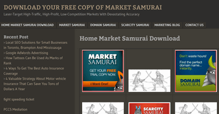 Download Your Free Copy Of Market Samuria
