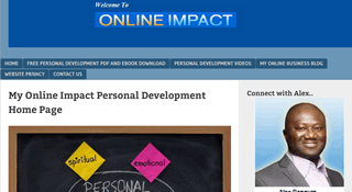 Welcome To My Online Impact PDF Sharing Site