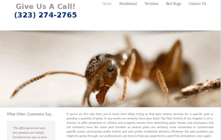 Top Pest Control of Los Angeles