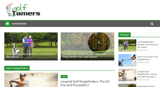 Golf Tamers