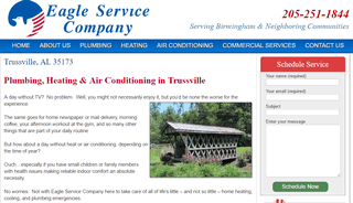 Plumbing, Heating & Air Conditioning in Trussville