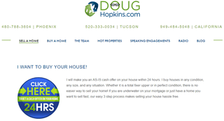 We Buy Houses in Phoenix Arizona | DougHopkins.com