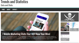 TrendStatistics.com | Online Sources for Facts, Trends and Stats