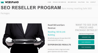 Resell SEO | SEO Reseller Program Packages
