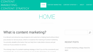 Content Marketing and CopyWriting Services