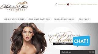 Malaysia Hair Imports | Virgin Hair Extensions