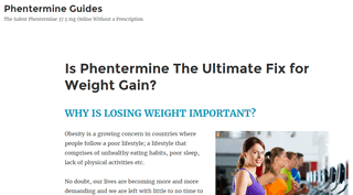 Phentermine