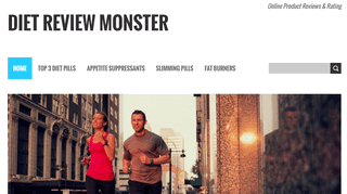 Diet Review Monster